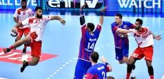EHF Champions League: Dinamo învinge și preia șefia grupei