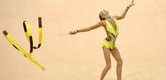 Campionatele Naționale de gimnastică ritmică se desfășoară la București