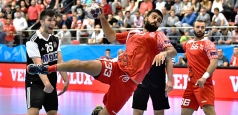 EHF Champions League: Agonie și extaz în sala Dinamo