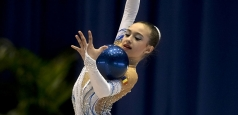 Ana Luiza Filiorianu, campioană națională absolută la gimnastică ritmică