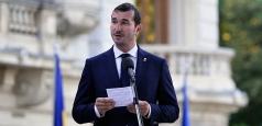 Alin Petrache, noul director general interimar al CSM București