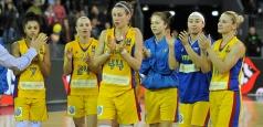 S-a stabilit lotul național feminin pentru meciurile de calificare la CE 2017