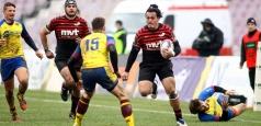 Timișoara Saracens înfruntă pe Edinbrugh la debutul în grupele Challenge Cup