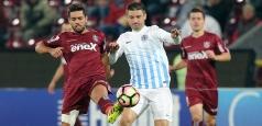 Liga 1: CFR învinge în Gruia și trece peste Dinamo