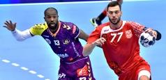 EHF Champions League:  Dinamo, prima înfrângere pe teren propriu