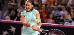 """WTA Luxemburg: Niculescu ratează """"dubla"""""""