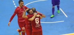 CS City'us Târgu Mureş, grupă extrem de dificilă în UEFA Futsal Cup