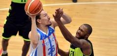 Steaua, a doua înfrângere în FIBA Europe Cup