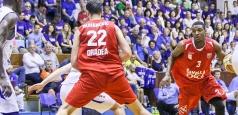 Basketball Champions League: O nouă corecție pentru orădeni