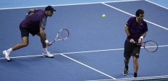 ATP Basel: Tecău în semifinale, Mergea abandonează