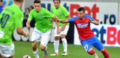 Liga 1: Steaua câștigă din nou în Moldova