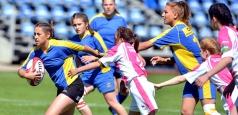 S-au încheiat campionatele feminine de rugby