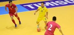 Italia - România 7-2, într-un joc amical