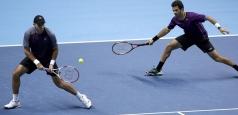 ATP Paris: Tecău/Rojer ratează Turneul Campionilor