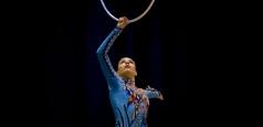 Egalitate în Cupa României la gimnastică ritmică