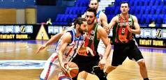 FIBA Europe Cup: Clujenii și mureșenii merg în turul 2, Steaua mai trebuie să lupte