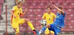 Fotbal feminin: România, învinsă de SUA cu 8-1