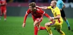 Rusia - România 1-0, după două mari greșeli de arbitraj