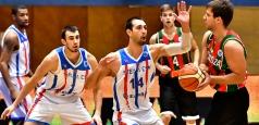 FIBA Europe Cup: O singură victorie, două calificări în turul secund