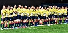 Primul XV al României pentru meciul împotriva Canadei
