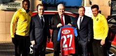 Kia Romauto, noul partener al FC Steaua Bucureşti