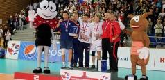 Futnet: Medalie de argint la Campionatele Mondiale pentru România