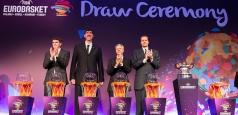 EUROBASKET 2017: România va înfrunta Giganții Europei