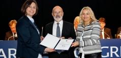 EHF a acordat Premiul pentru dezvoltarea handbalului feminin Federației Române de Handbal