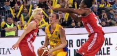România a cedat în ultimul meci din preliminariile Eurobasket Women 2017
