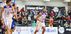 LNBM: Steaua se impune în Trivale