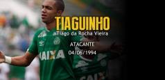 Respect și onoare pentru Tiaguinho