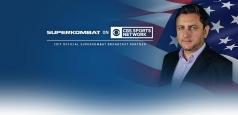 Promoția românească Superkombat a semnat cu CBS Sports pentru televizarea galelor în America de Nord