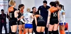 CEV Challenge Cup: Înfrângeri pentru Știința Bacău și CSM București