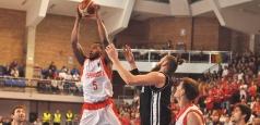 """Basketball Champions League: A patra victorie pentru """"lei"""""""
