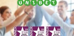 EGR 2016 - premii pentru operatorii de jocuri de noroc online