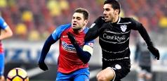Liga 1: Steaua - ACS Poli Timișoara 1-0