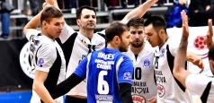 CEV Champions League: Craiovenii se întorc cu punct de la Ljubljana