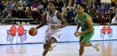 FIBA Europe Cup: Victoria vine în sfertul 3