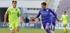 Cupa Ligii: ASA Tg. Mureș - ACS Poli Timișoara 2-4