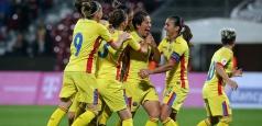 Fotbal feminin: România, pe locul 37 în ierarhia FIFA