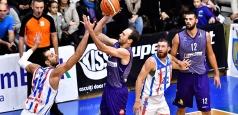 LNBM: Steaua suferă a doua înfrângere în campionat