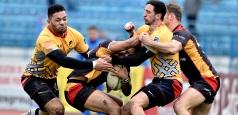 Rugby Europe Championship: România va juca cu Germania la Offenbach am Main