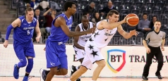 FIBA Europe Cup: BC Mureș și U-Banca Transilvania, insuccese pe teren propriu