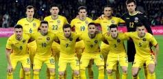 România se află pe locul 38 în clasamentul FIFA