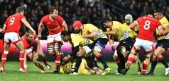 A fost stabilit lotul României pentru primele două meciuri din Rugby Europe Championship