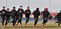 Meciuri amicale: Steaua pierde primul meci de pregătire