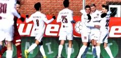 Meciuri amicale: Rezultate pozitive pentru echipele românești