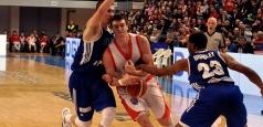 BCL: Orădenii continuă în FIBA Europe Cup