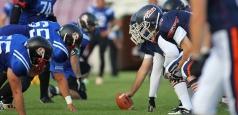 Secție de fotbal american la Sportul Studențesc