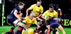 33 de jucători pregătesc debutul României in Rugby Europe Championship